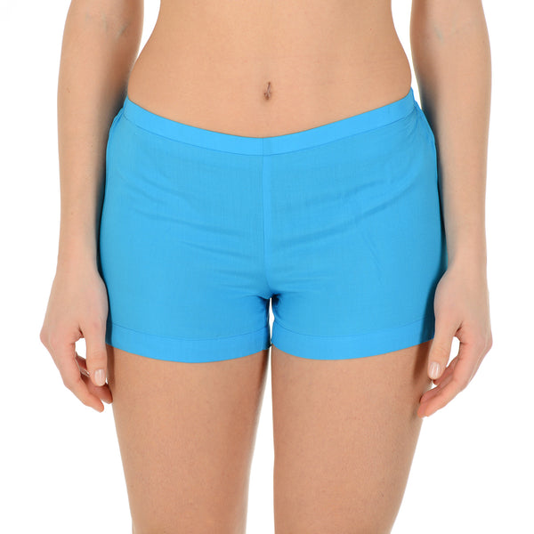 La Perla Mare Womens Shorts Light Blue