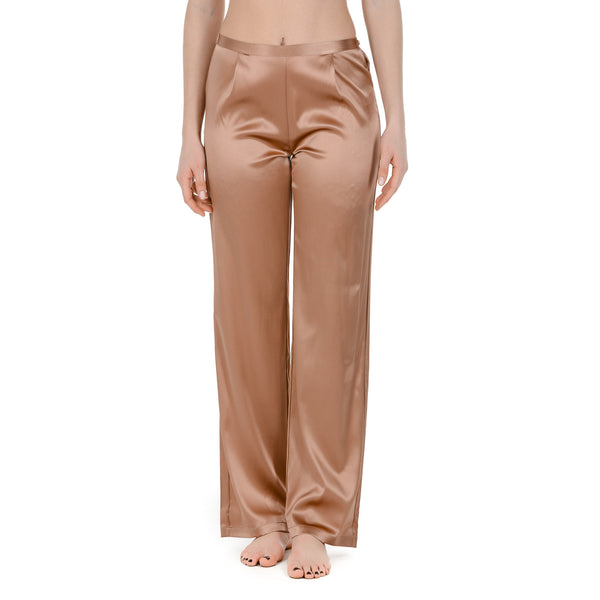 La Perla Top Womens Pants Beige