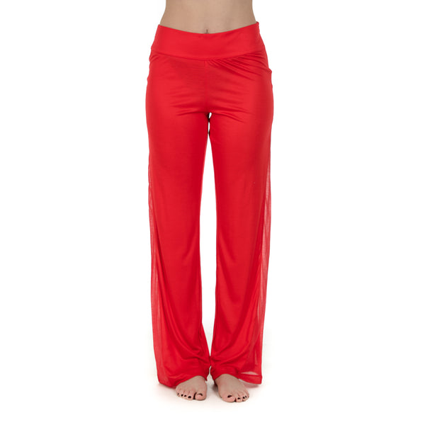 La Perla Womens Pants Coral