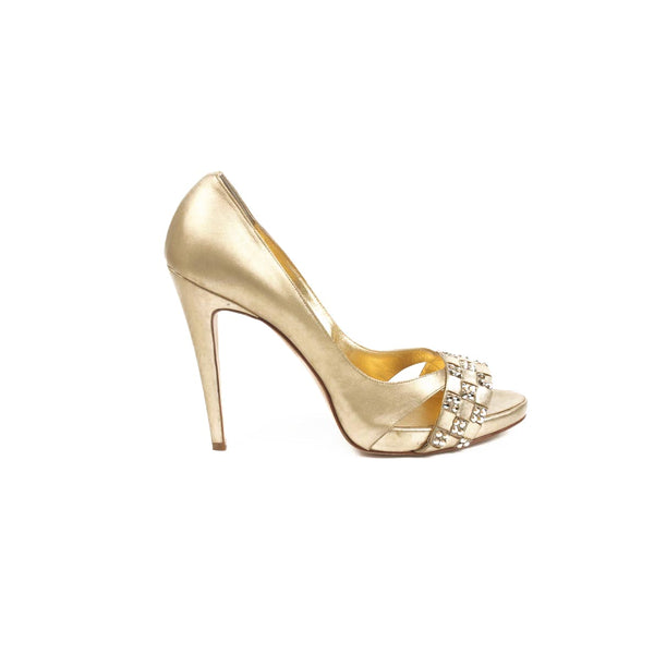 Rodo ladies pump open toe S7678 431 595 - Sovranity
