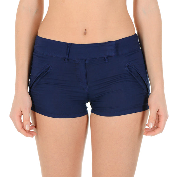 Studio La Perla Womens Shorts Blue