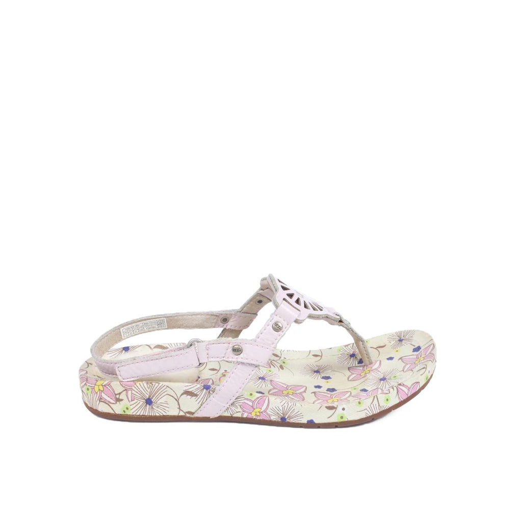 Ugg Australia Girls Light Pink Sandals - Sovranity