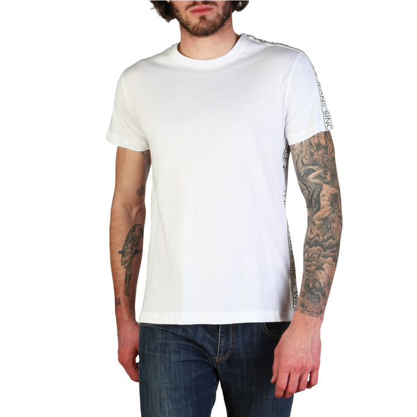 Versace Jeans Mens White T-shirt