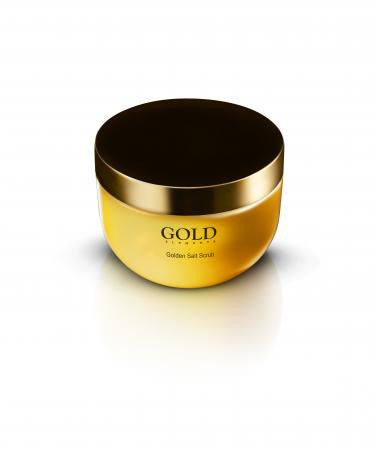 Gold Elements Golden Salt Scrub Supreme