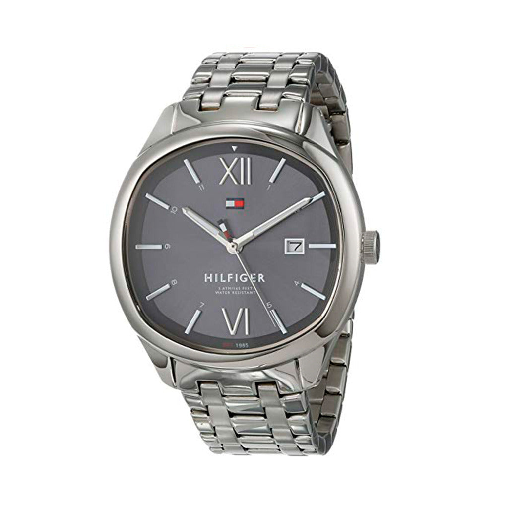 Tommy Hilfiger - 1710363 Mens Silver Watch