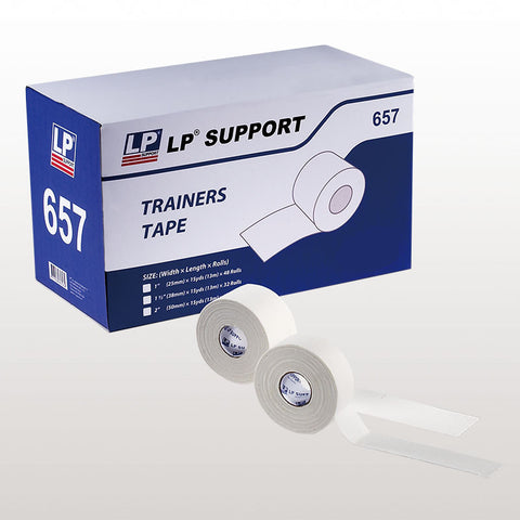 Trainers Tape / Athletic Tape (per roll) - (LP-657)