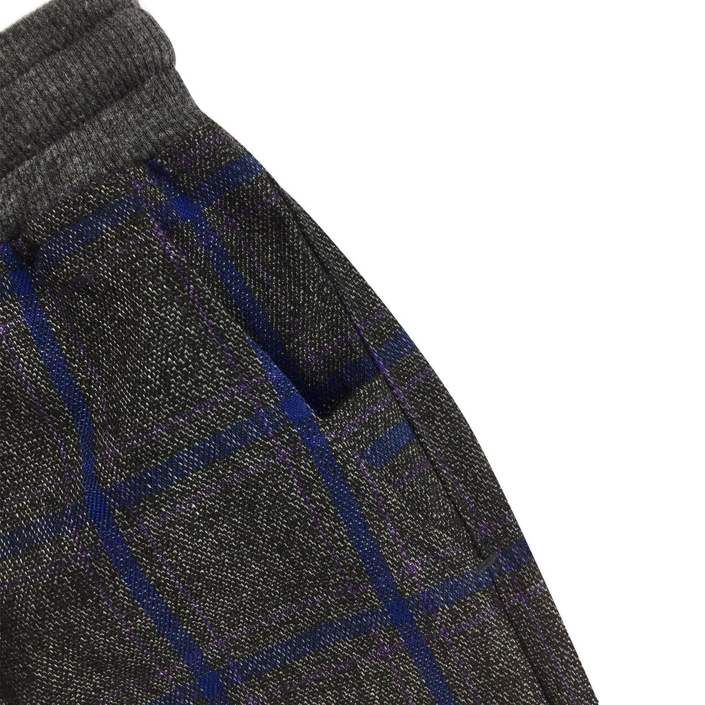 The Padi Unisex Cotton Pants with Pockets - Scottish Plaid