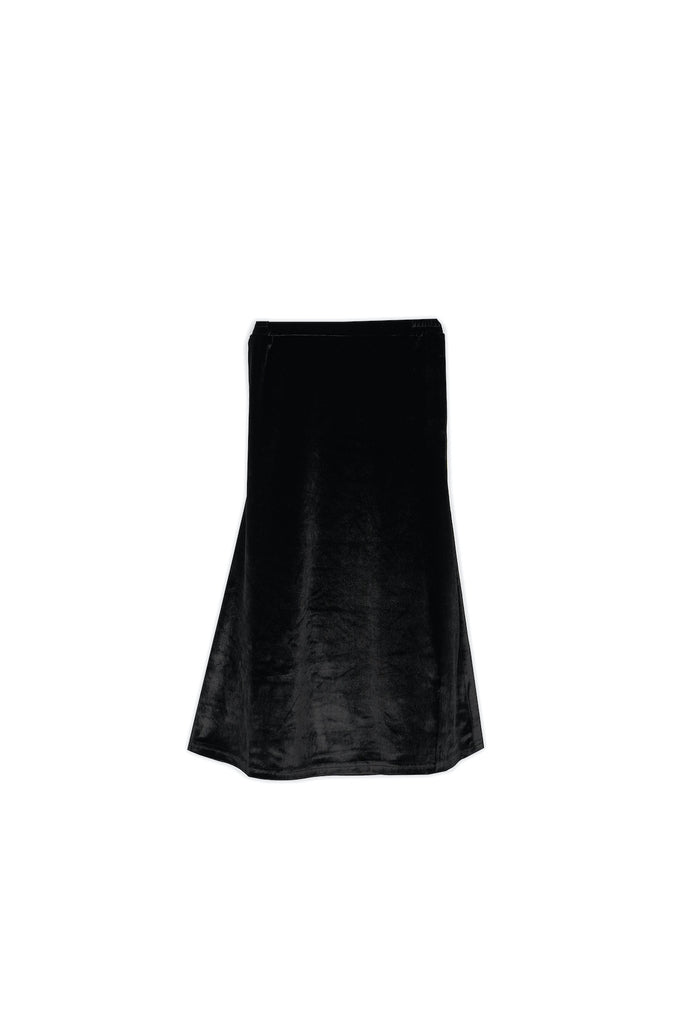 The Nari Mermaid Skirt - Black