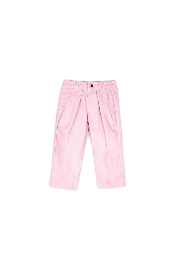 The Nari Tapered Pants - Light Purple