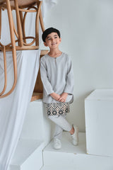 The Perfect Slim Fit Pants - Light Grey