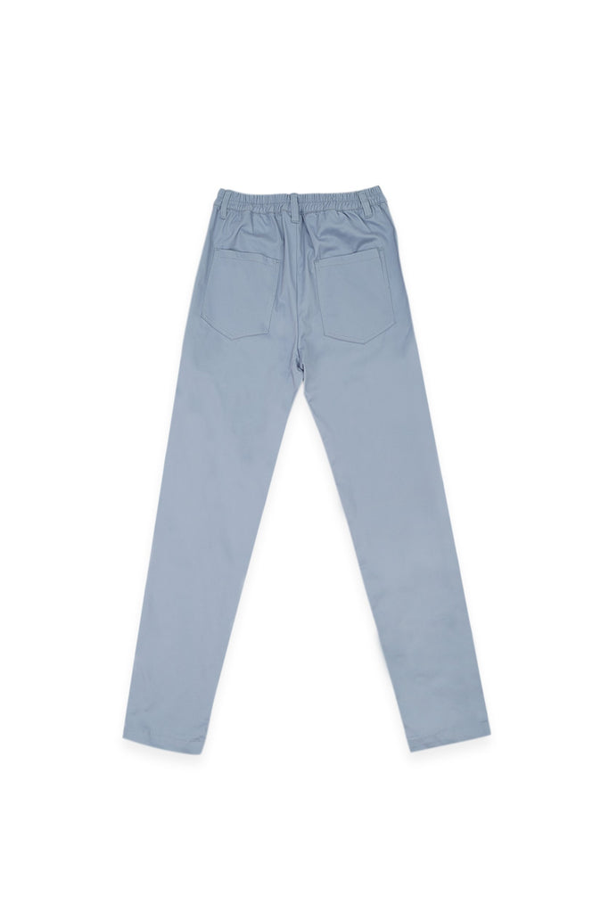 The Bangun Men Slim Pants - Light Pigeon Blue