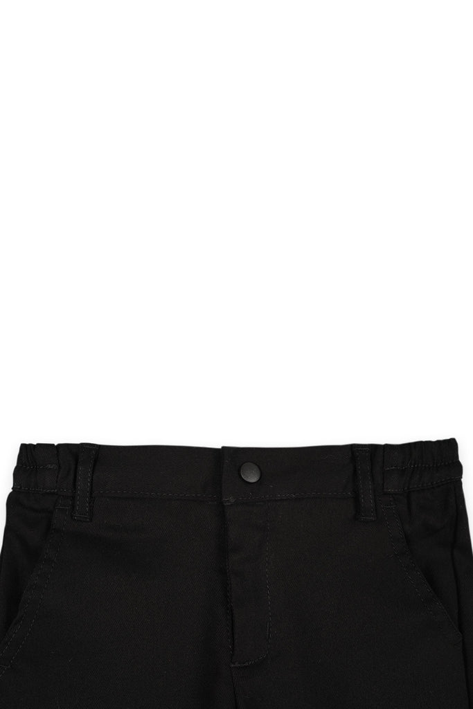 The Bangun Slim Pants - Black