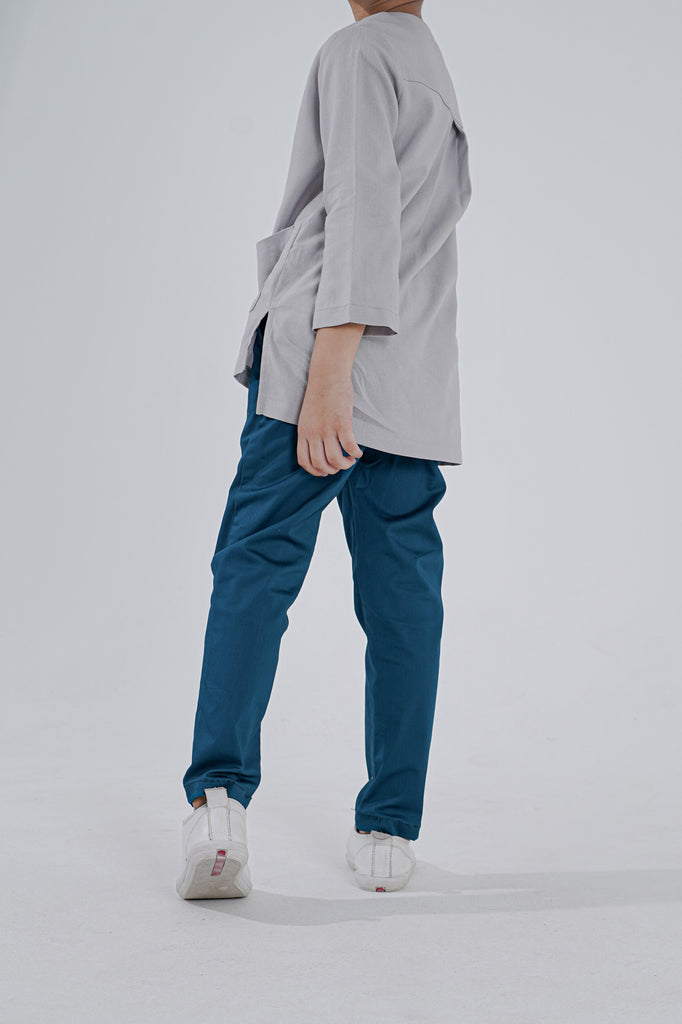 The Perfect Slim Fit Pants - Teal