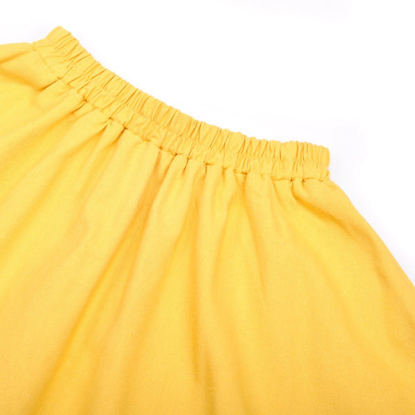 The Pelangi Baju Kurung - Chatters with Yellow