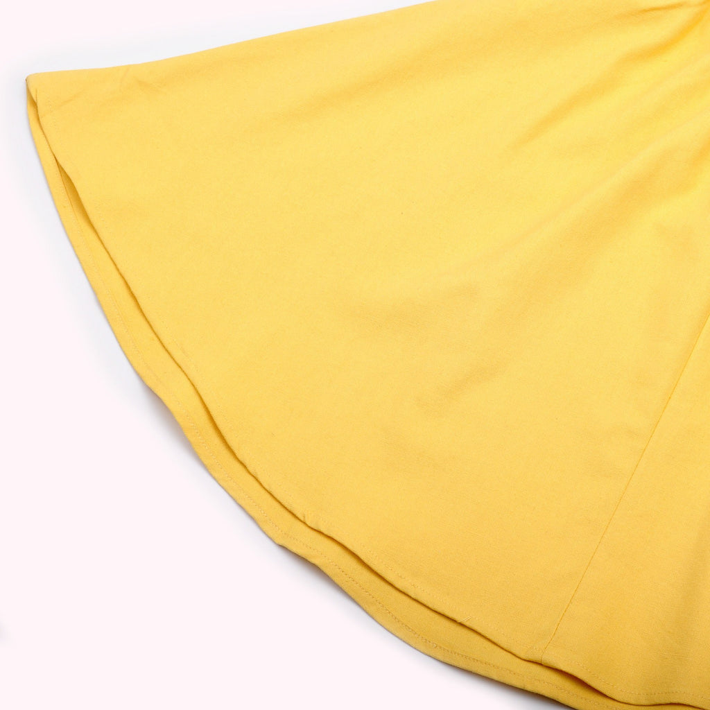The Pelangi Skirt - Yellow