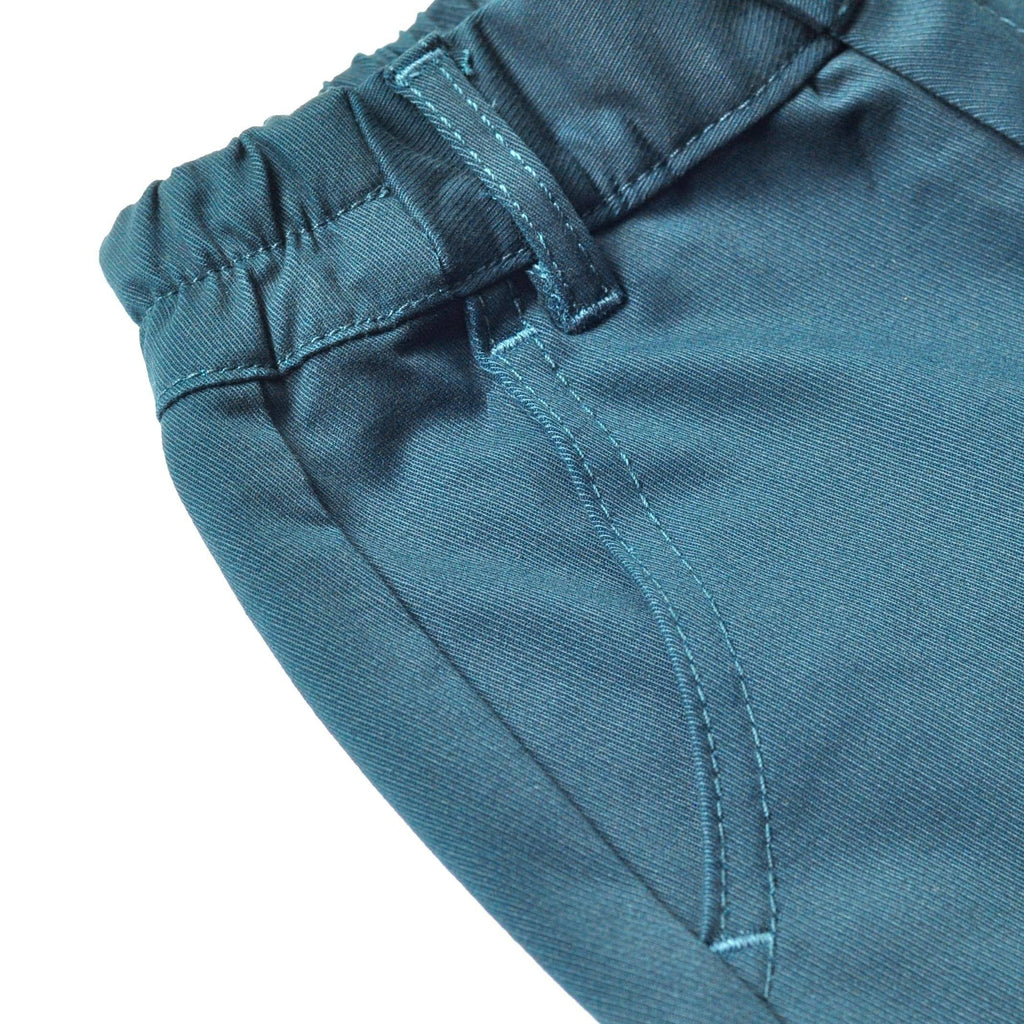 The TENANG Tapered Pants - Emerald Green