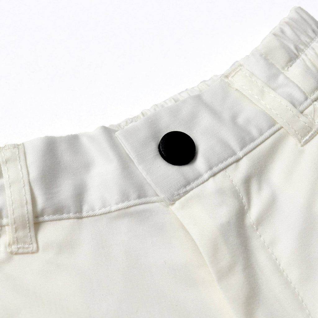 The TENANG Tapered Pants - White