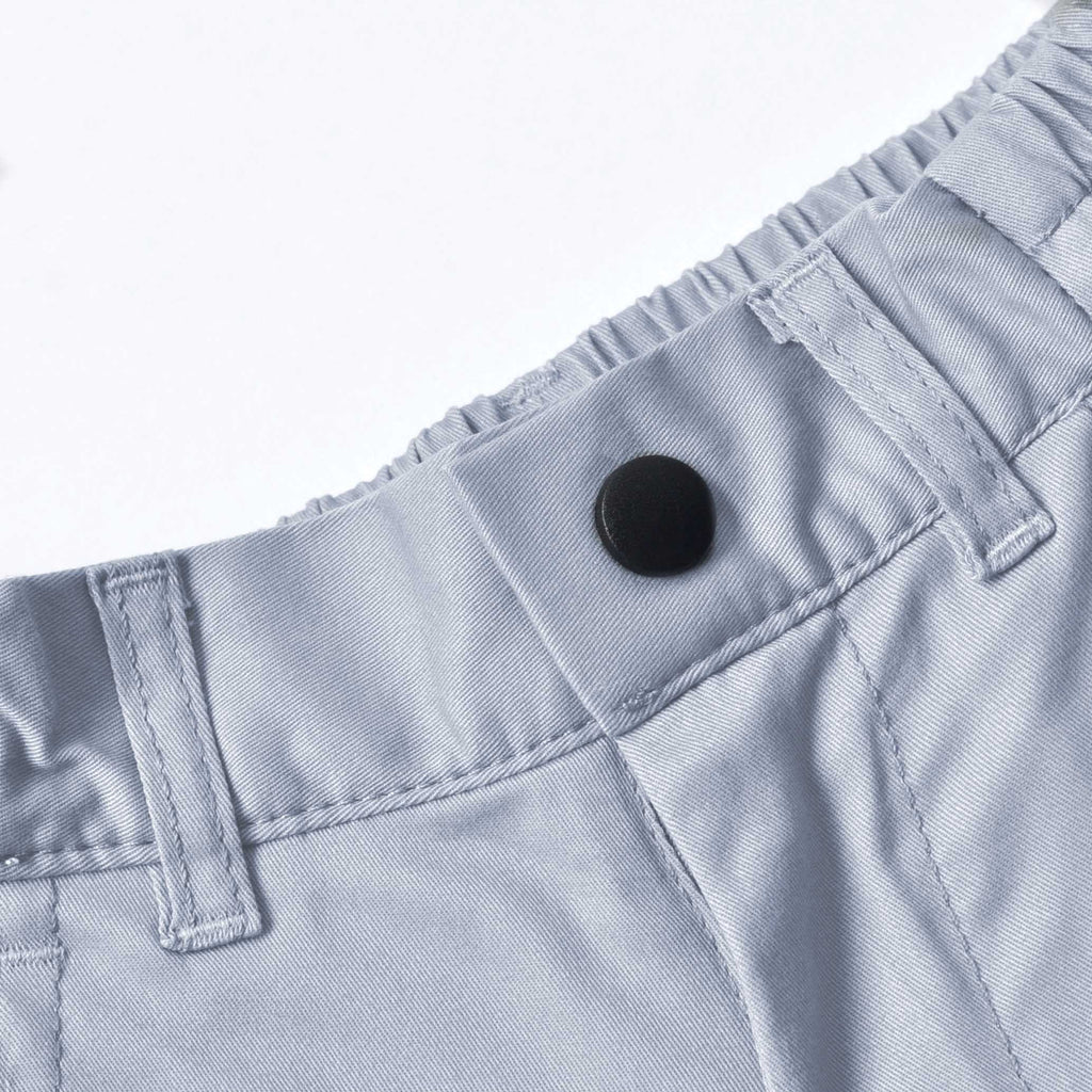 The TENANG Tapered Pants - Dusty Blue