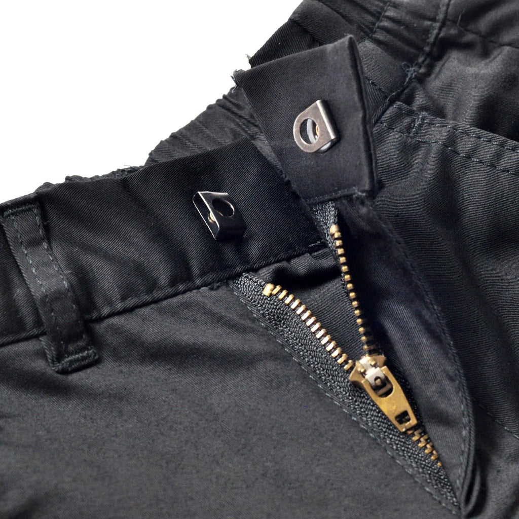 The TENANG Tapered Pants - Black