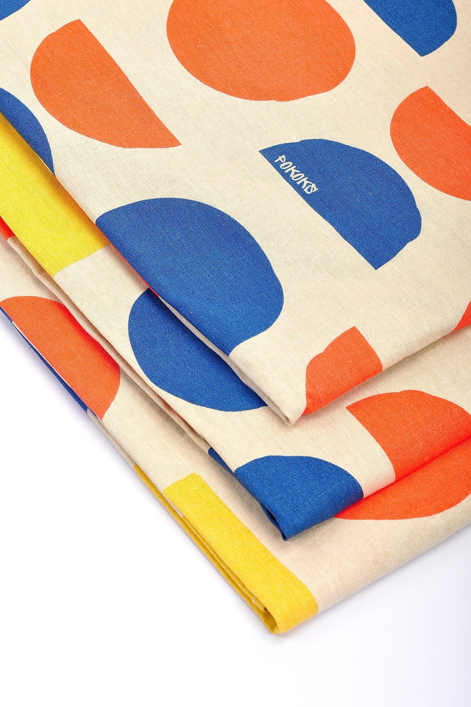 The Pelangi Fabric - Chatters Print