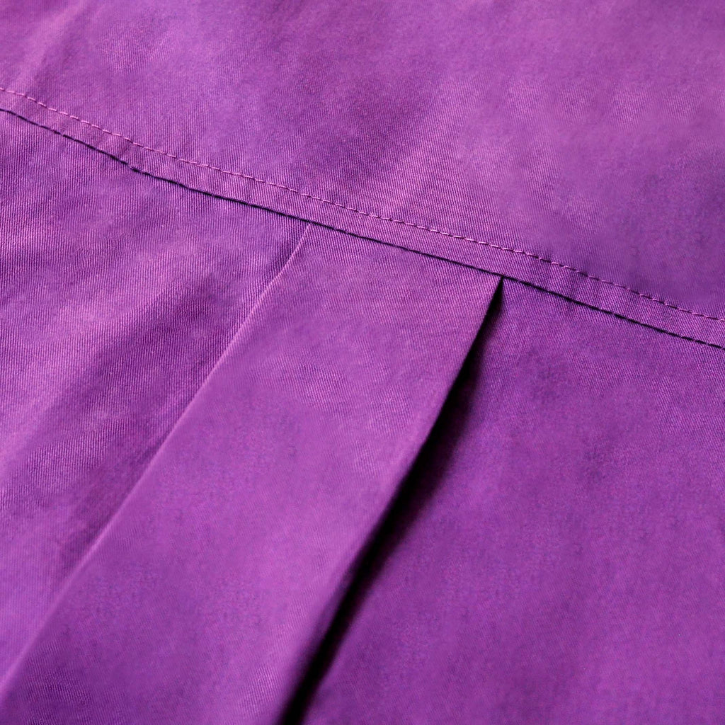 The TENANG Minimalist Shirt - Purple