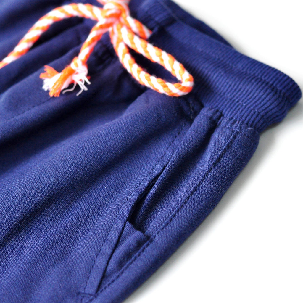 The KITA Easy Pants - Navy Blue