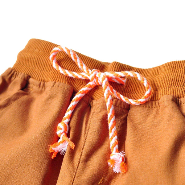 The KITA Easy Pants - Almond Brown
