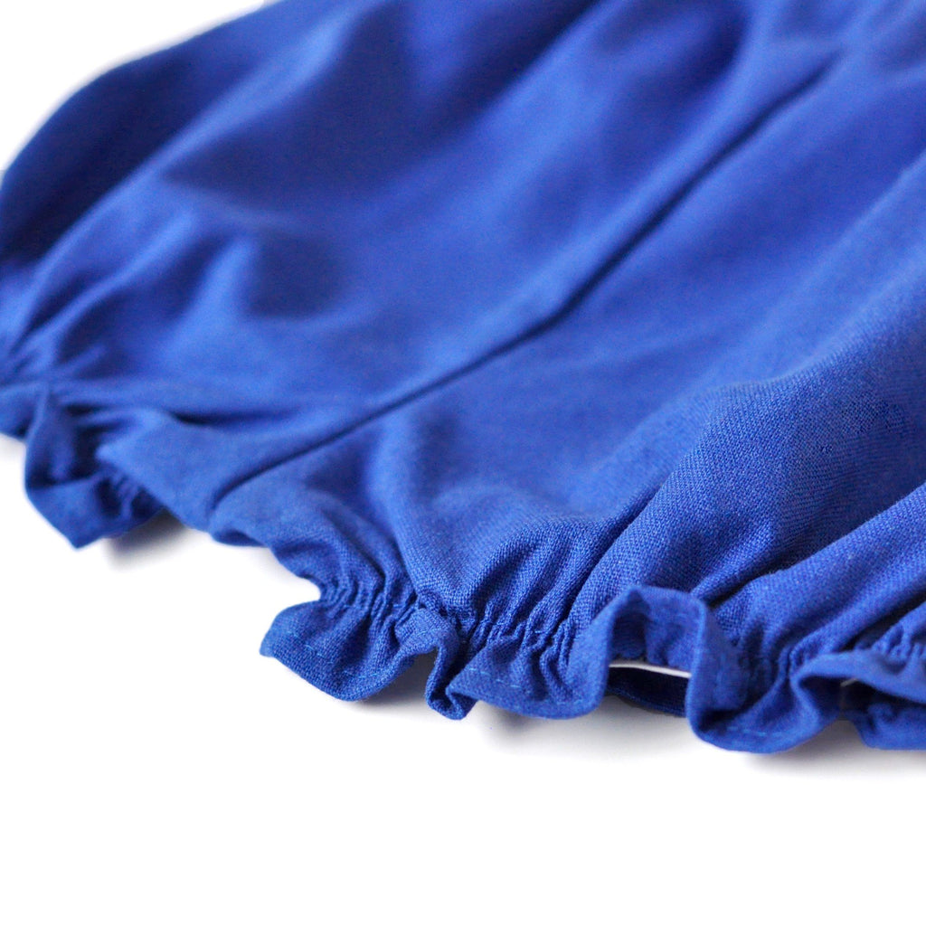 The KITA Babies Bloomers - Royal Blue