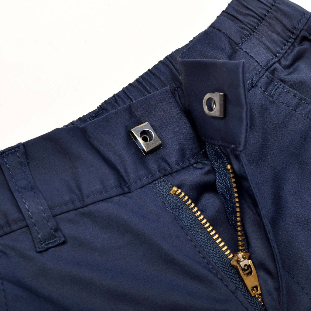 The Pulau Tapered Pants - Dark Blue