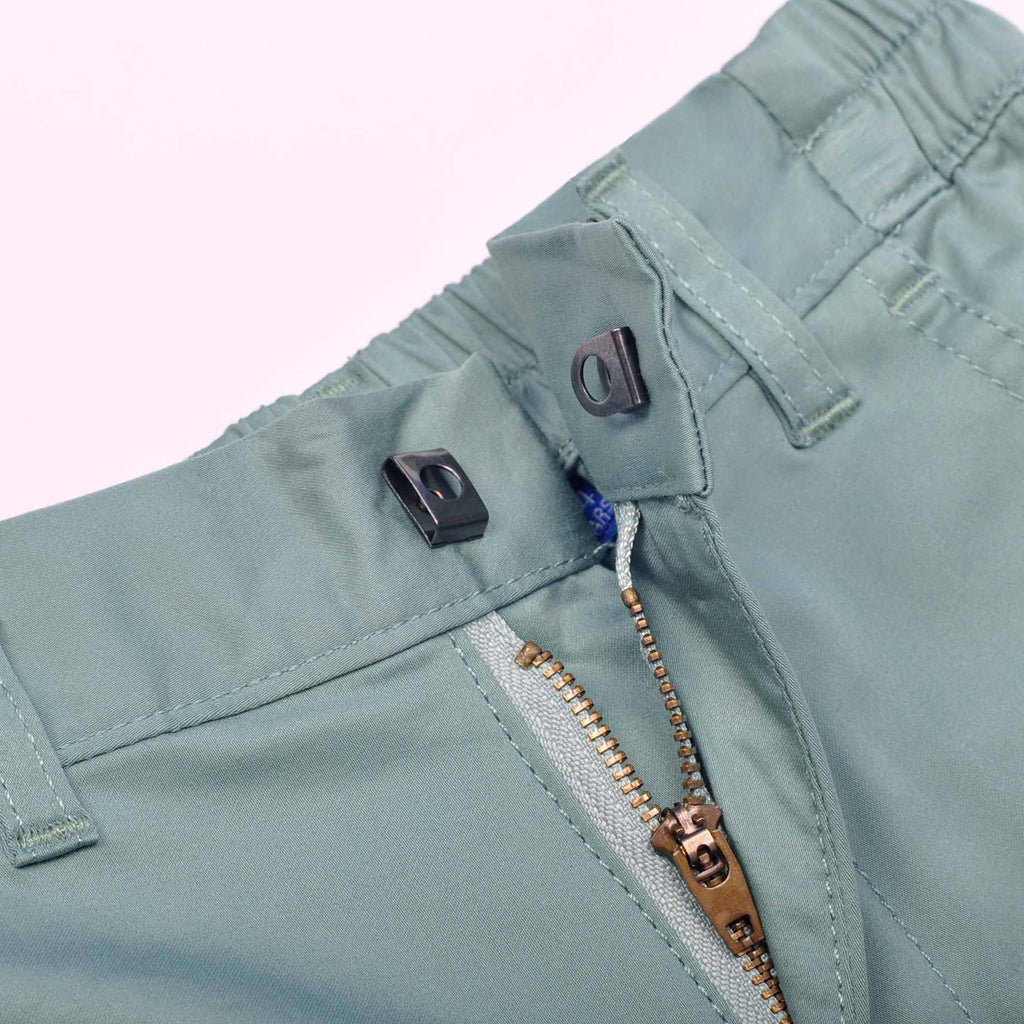 The Pulau Tapered Pants - Green