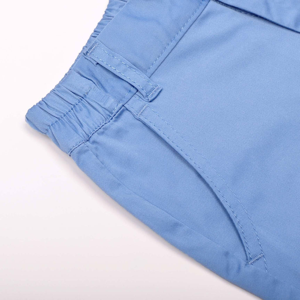 The Pulau Tapered Pants - Light Blue