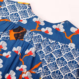 The Pulau Batik Blouse - Sentosa Print