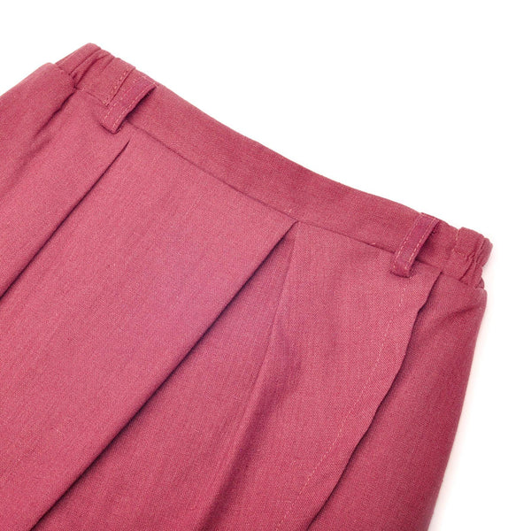 The Pelangi Skirt Pants - Mangosteen