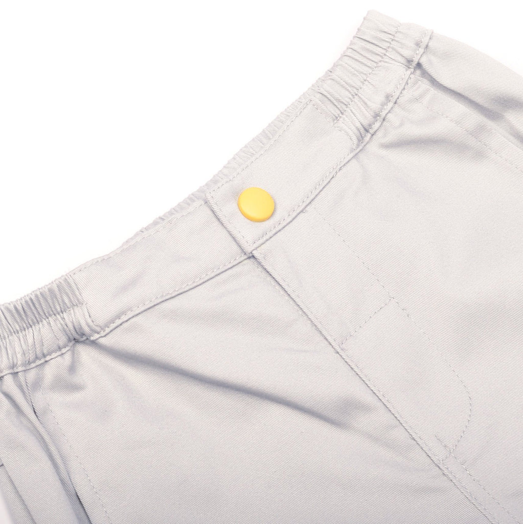The Pulau Babies Pants - Soft Grey