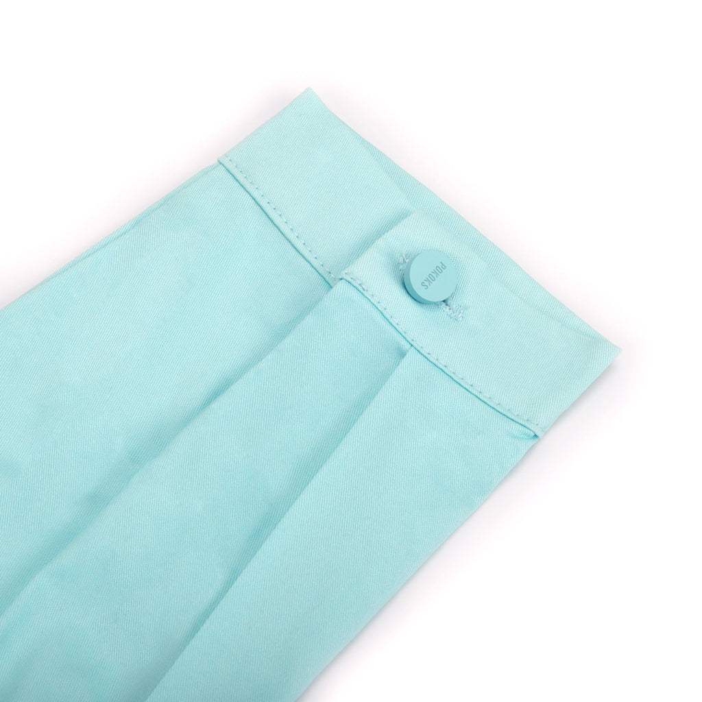 The Pelangi Kurta - Tiffany Blue