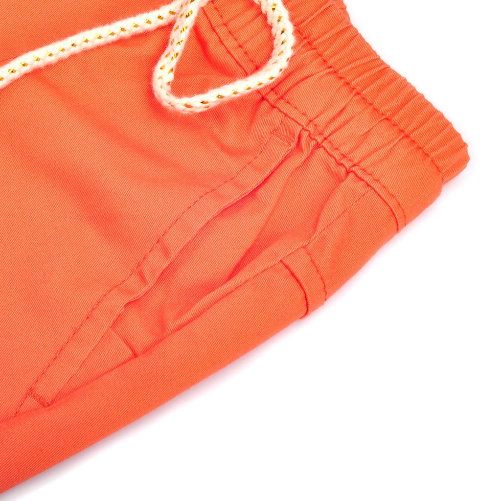 The Pelangi Tapered Pants - Orange
