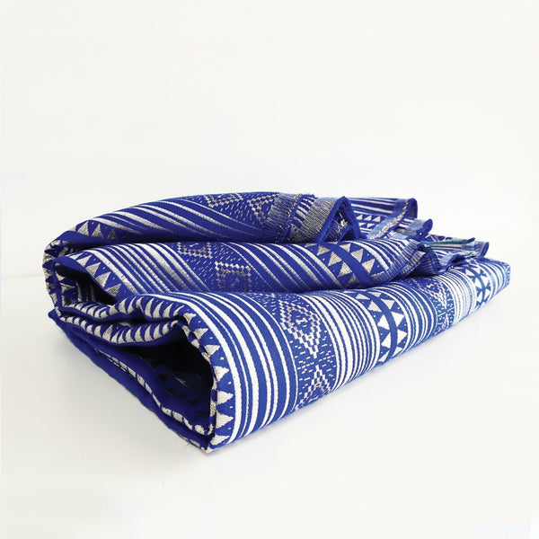 The Pulang Fabric - Glamour Blue