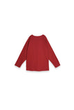 The Spring Women Kite Blouse - Ruby Red