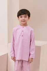 The Nari Kurta - Light Purple