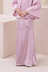 The Nari Mermaid Skirt - Light Purple