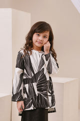 The Nari Kurti With Pockets - Aki Print