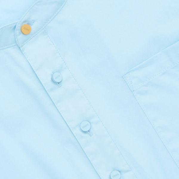 The Cerita Men Kurta - Light Blue
