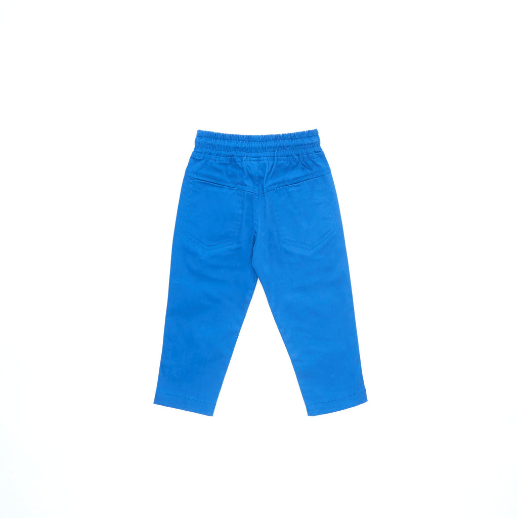 The Cerita Tapered Pants - Royal Blue