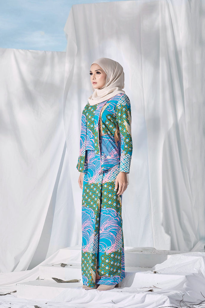 The Langit Women Kebaya Blouse - Tanjung