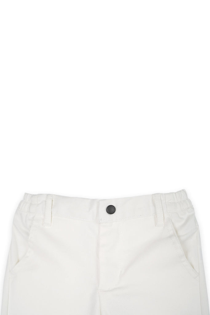 The Bangun Slim Pants - White