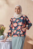 The Balik Women Dolman Sleeve Blouse - Gembira