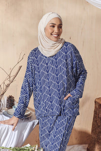The Balik Women Dolman Sleeve Blouse - Keluarga