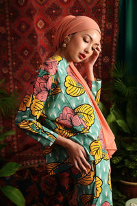 The Teratai Women Kite Blouse - Magic Lotus