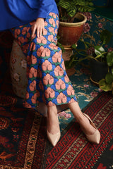 The Teratai Women Tulip Skirt - Secret Pond