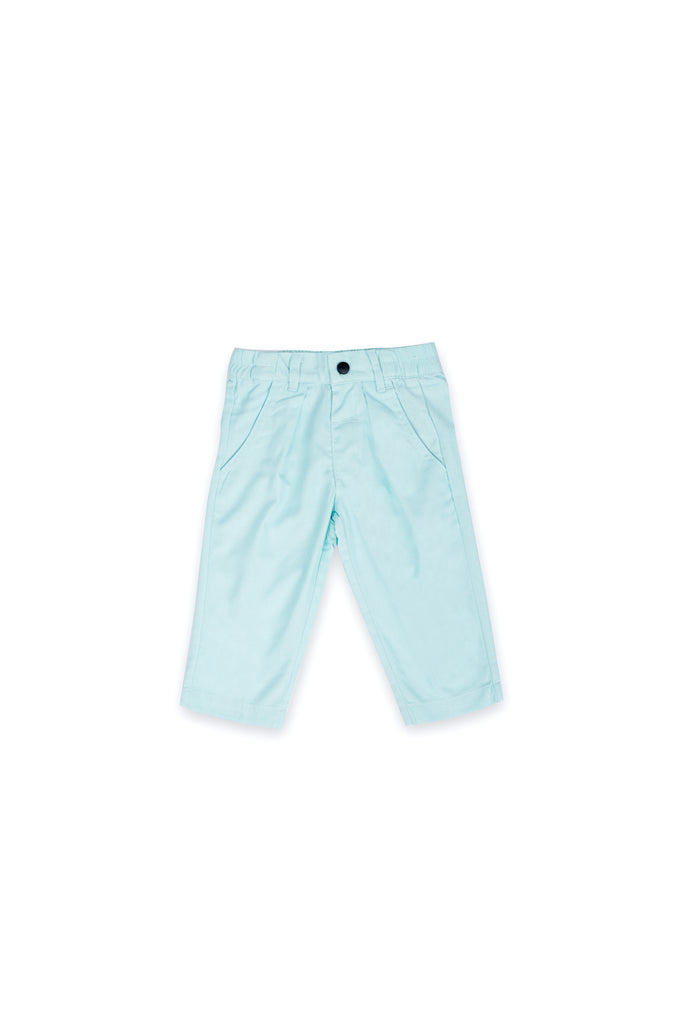 The Langit Tapered Pants - Tiffany